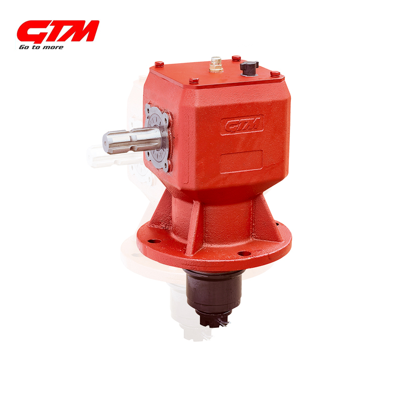 GTM rotary lawn mower gearbox for agriculture
